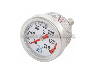 Oil temperature gauge, short, A quality