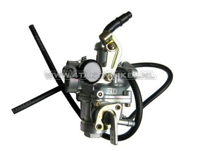 Carburettor C50 NT, 12mm, wide flange, Sheng wey