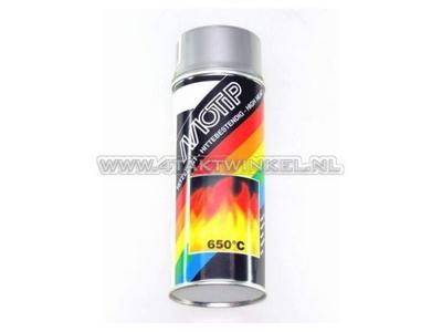 Paint Motip heat resistant silver