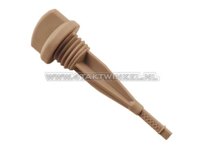 Oil dipstick short, 74mm, aftermarket
