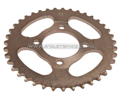 Rear sprocket C50, CD50 39