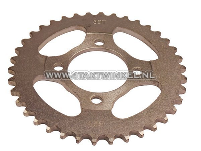 Rear sprocket C50, CD50 37