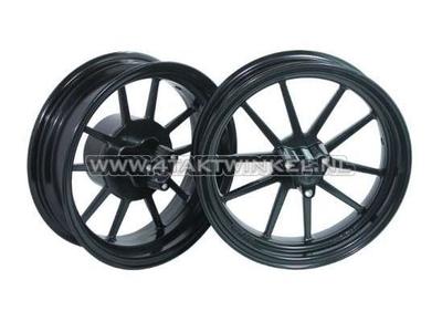 Wheel set, Dax, 12