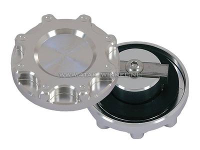Fuel cap Dax, CNC aluminum