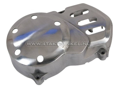 Ignition cover CDI universal, polished, type 1