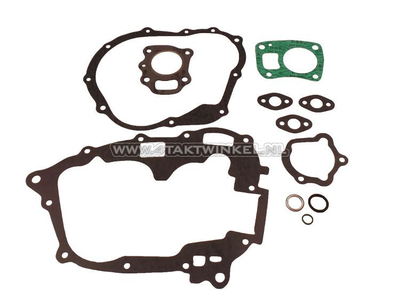 Gasket set AB, complete, 50cc, Novio, Amigo, PC50, PS50