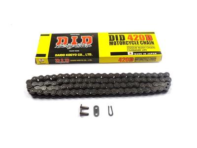 Chain 420 DID Japan, 102 links