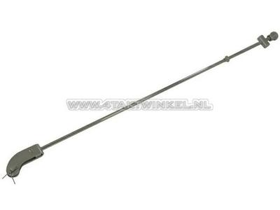 Brake rod Dax aftermarket, + 12 cm
