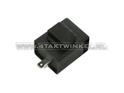 Flasher relay 12 volt 8 or 10 watt lights with indicator