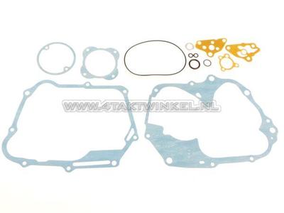 Gasket set B, engine base, SS50, CD50 manual clutch, Kitaco