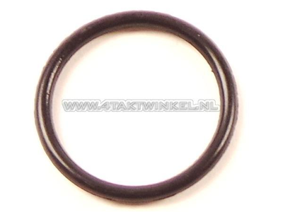 O-ring, C50 OT or C70 OT downdraft carburettor, original Honda