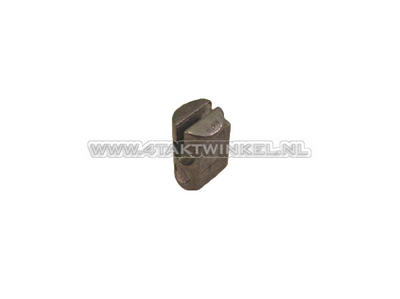 Throttle cable stop Dax Chaly, original Honda