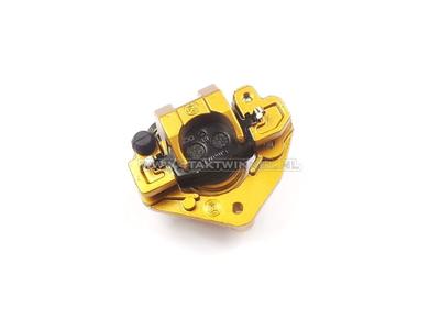 Brake caliper, replica Dax, Monkey, PBR, gold