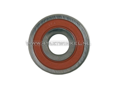 Bearing 6200, double sealed rear wheel PC50