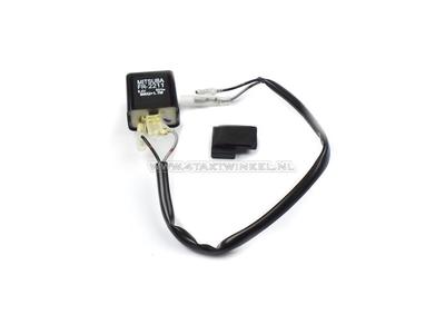 Flasher relay 6 volt 8 or 10 watt lights, original Honda