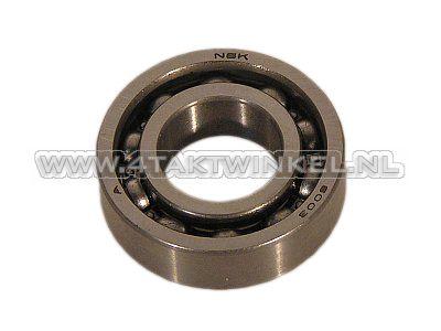 Bearing 6003, drive shaft PC50