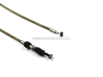 Decompression cable, P50, gray, original Honda