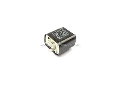 Flasher relay 12 volt 8 or 10 watt lights, original Honda