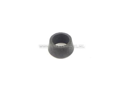 Shock absorber collar bush rubber half C310, C320, Novio, Amigo, NOS, original Honda