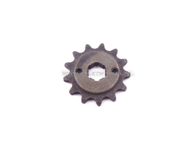 Front sprocket, 415 chain, 17mm shaft, 13, C310, PC50, PS50