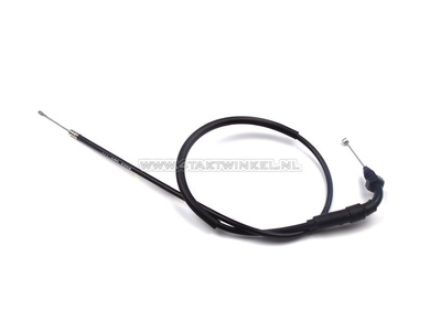 Throttle cable, C50 NT, 72cm, with bend, original Honda