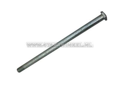 Axle 12/238, swingarm SS50, aftermarket