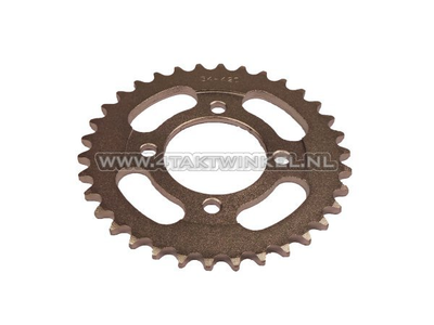 Rear sprocket C50, CD50 34