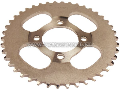 Rear sprocket C50, CD50 42 (CD50h STD)