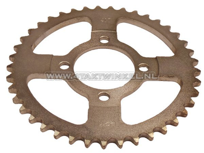 Rear sprocket C50, CD50 41 (C50h STD)