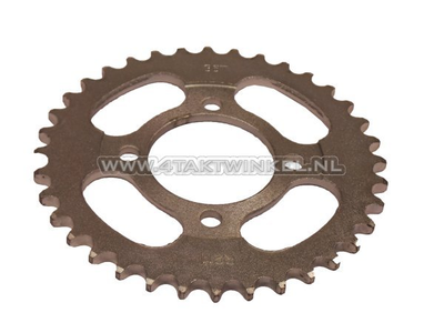Rear sprocket C50, CD50 36