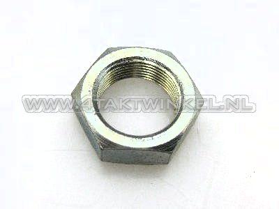 Hollow shaft C50, CD50, nut, original Honda