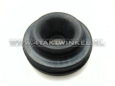Seat sealing rubber Dax, original Honda