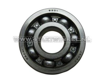 Bearing 6201, open, gearbox CB50