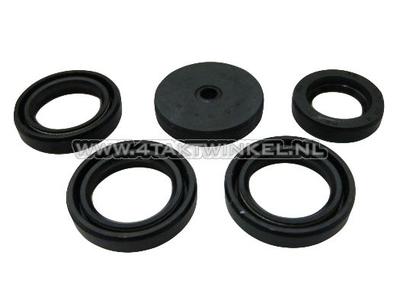 Seal set Novio, Amigo, PC50, push rod model, Japanese, 5 parts