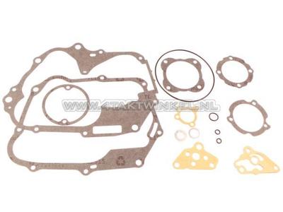 Gasket set B, engine base, C50, SS50, Dax, A quality