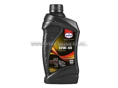Oil Eurol 10w-40 semi-synthetic 1 liter