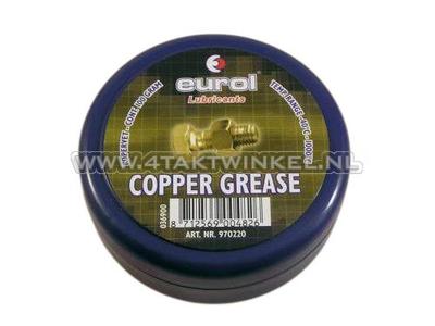Copper grease 100gr eurol