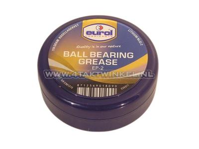Ball bearing grease, 110gr eurol