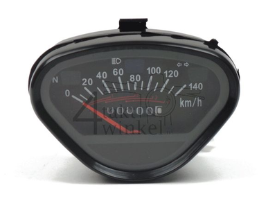 Speedometer Dax, Chaly up to 140 km / h aftermarket