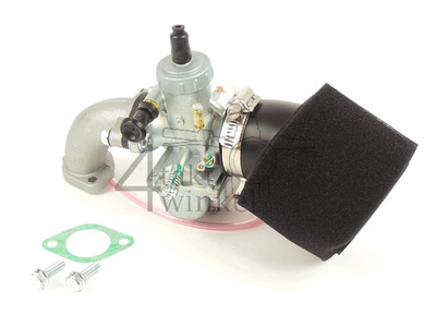 Carburettor kit, Mikuni VM28, Molkt