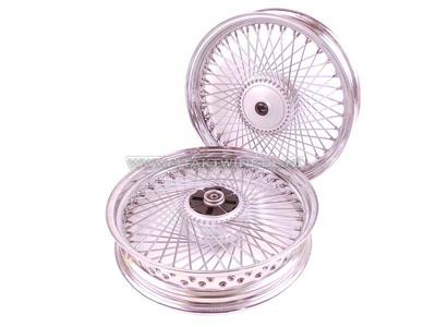 Wheel set, 17