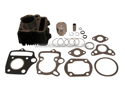 Cylinder kit, with piston & gasket 50cc, AGM, Skyteam, Honda NT, Japanese