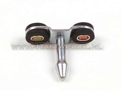 Seat locking pin Dax, right, original Honda NOS