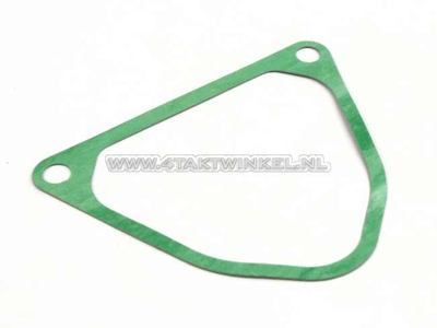 Gasket, cylinder head cover, left, triangle, Daytona