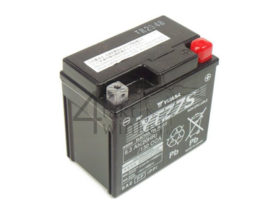 Battery 12 volt 6.3 ampere acid, Honda Zoomer, YTZ7S Yuasa