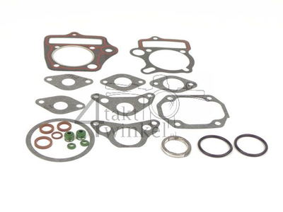 Gasket set A, head & cylinder, C50, SS50, Dax, 51mm, A-quality