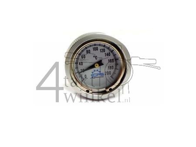 Oil temperature gauge, long, A-quality, type 2