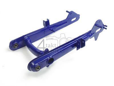 Swingarm C50, low model, blue, aftermarket