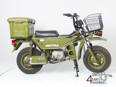 Reserved! Honda Motra, Japanese, 6342 km