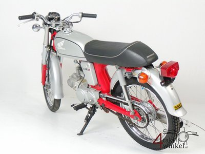 Honda CD50s, Japanese, 11047 km